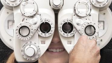 Svěřte svůj zrak do rukou  optometristy!