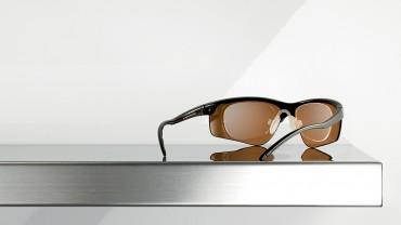 Se sportovními brýlemi na vrchol