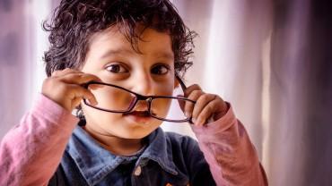 Jak vybrat brýle pro děti