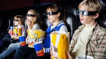 Škodí 3D dětským očím?