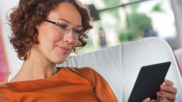 Extrémní námaha očí při práci upočítače a čtení: Přichází wellness pro oči!