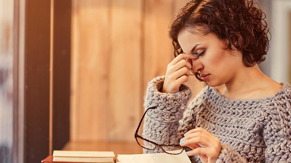 Kancelářský syndrom / Office Eye Syndrom