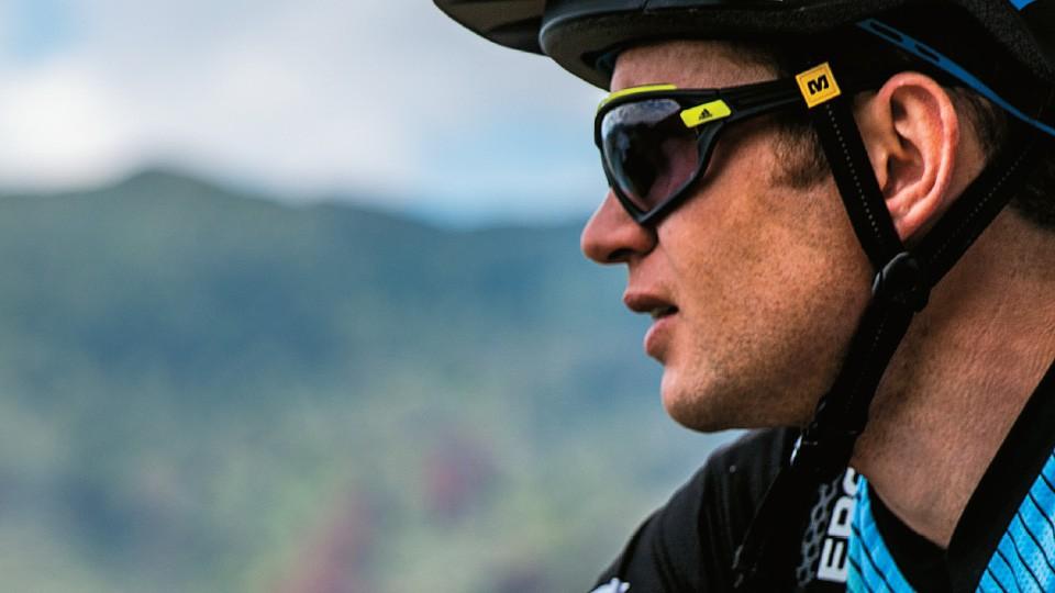 Sportovní dioptrické brýle s minimem omezení