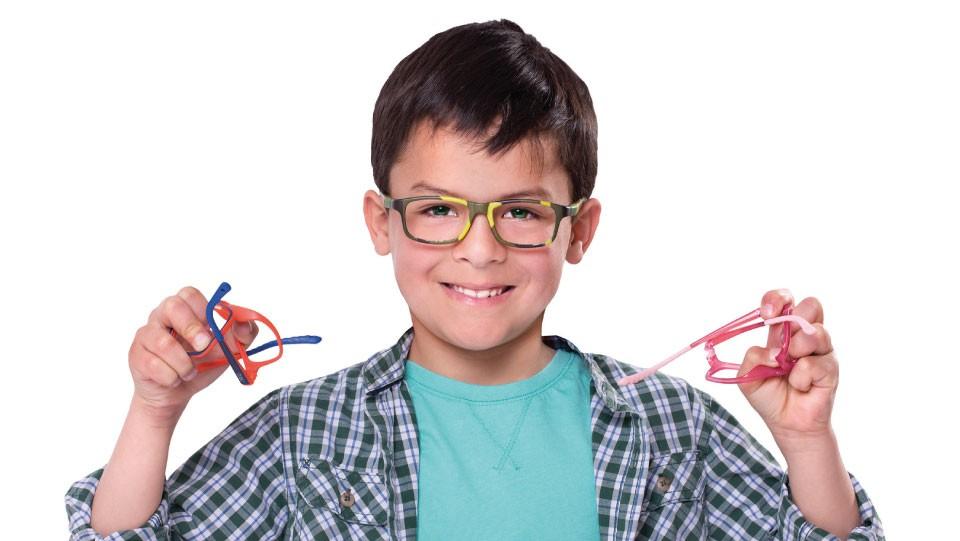 Jak správně vybrat brýle pro dítě